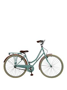 elswick-elswick-royal-womans-700c-heritage-bike-single-speed-with-mudguards-propstand-amp-rack