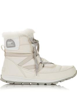 sorel-whitney-short-lace-boots-cream