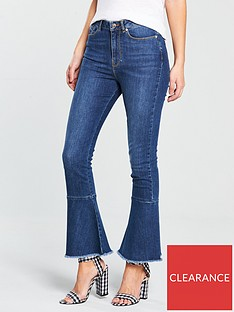 v-by-very-ella-high-waisted-ruffle-hem-skinny-jean