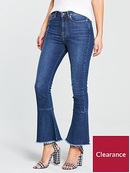 v-by-very-ella-high-waisted-ruffle-hem-skinny-jean
