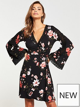 v-by-very-lace-insert-wrap-jersey-dress-floral-print