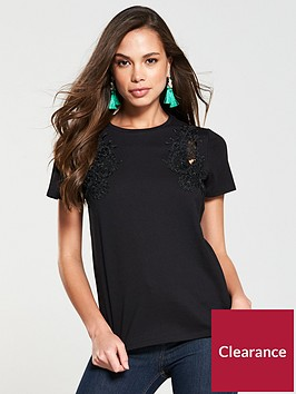v-by-very-lace-trim-t-shirt-black
