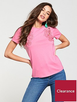 v-by-very-lace-trim-t-shirt-pink