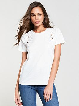 v-by-very-lace-trim-t-shirt-off-white