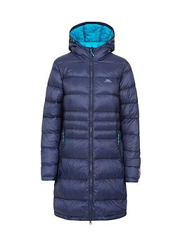 Trespass Marge Down Fill Jacket - Navy