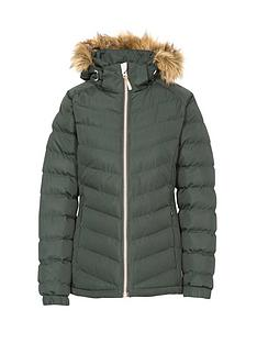 trespass-nadina-fur-trim-parka-olivenbsp