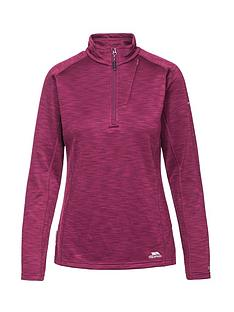 trespass-fairford-14-zip-top-grapewinenbsp