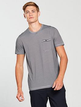 ted-baker-ss-fine-stripe-t-shirt
