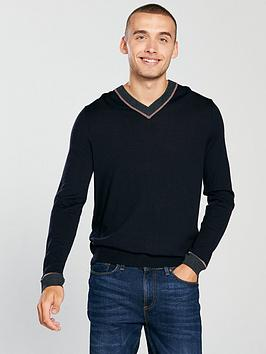 ted-baker-ls-fashion-v-neck-knit