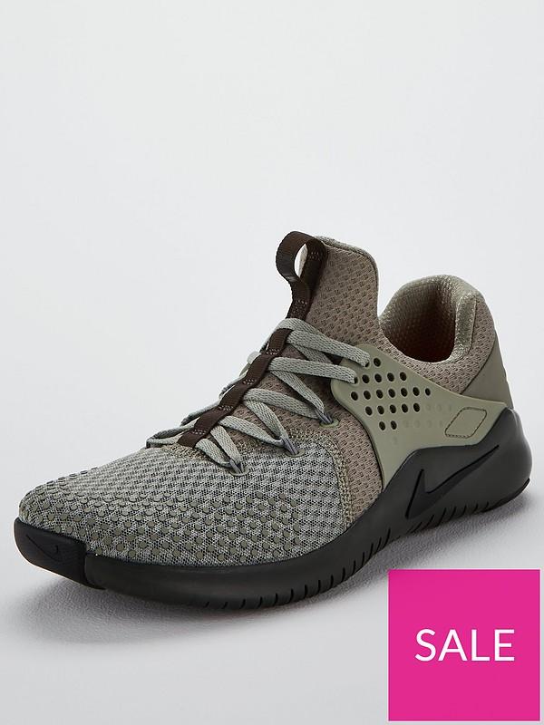 finest selection 1ffb5 630ab Nike Mens Free TR V8 - Khaki