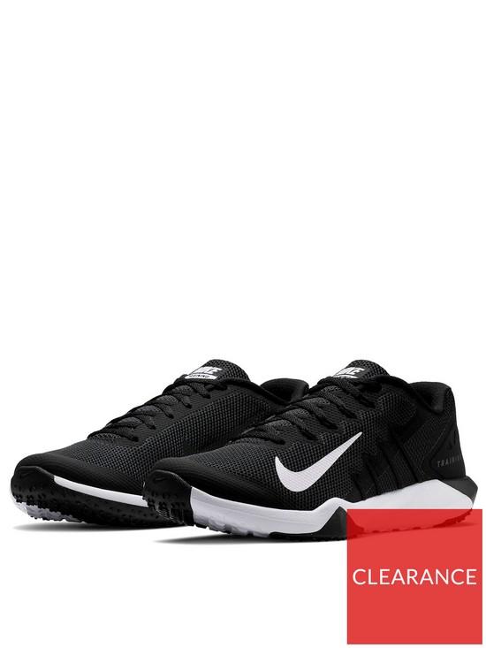 new product 3be56 eabbe Nike Retaliation Trainer 2 - Black