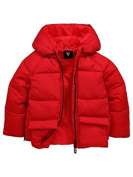v-by-very-girls-red-padded-coat