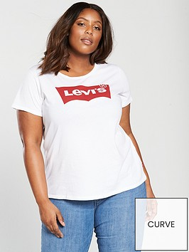 levis-plus-perfect-batwing-tee-whitenbsp