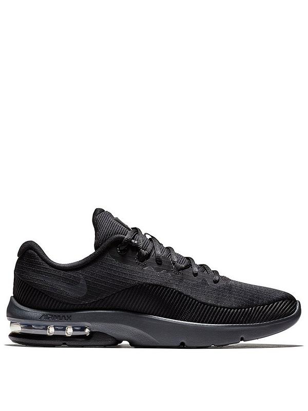 212461de13 Nike Air Max Advantage 2 Trainers - Black | very.co.uk