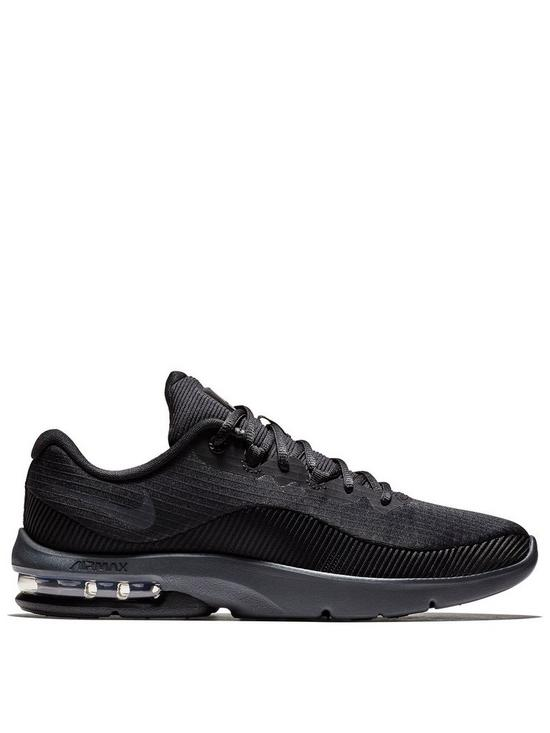 f6d6415ae8 Nike Air Max Advantage 2 Trainers - Black | very.co.uk