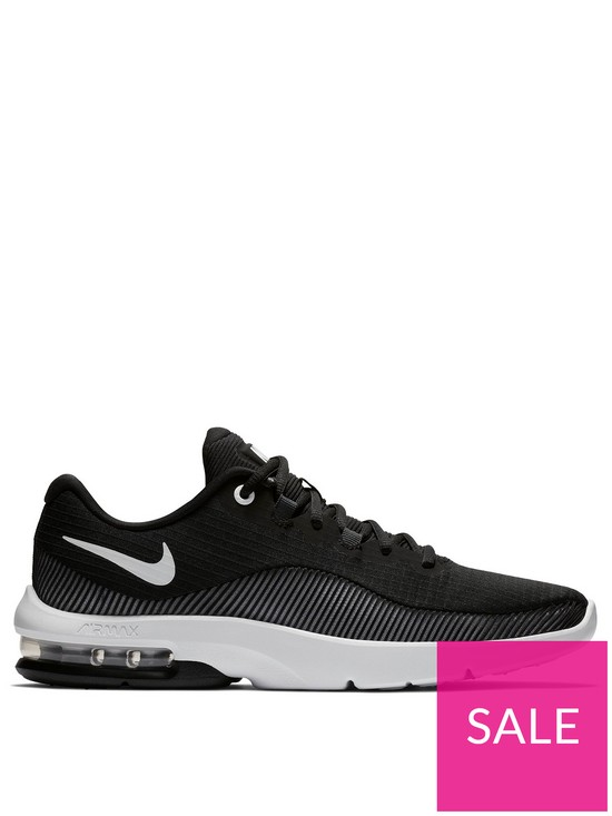 8cee424172 Nike Nike Air Max Advantage 2 - Black/White | very.co.uk