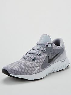 829d019b13d Nike Rebel React Trainers - Grey