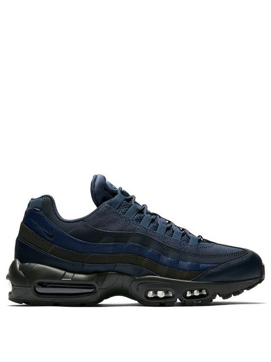 best sneakers ceadd 20c90 Nike Air Max 95 Essential - Navy   very.co.uk
