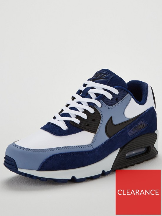 sale retailer 232fd f9221 Nike Air Max 90 Leather