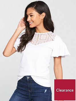 v-by-very-lace-angel-sleeve-top-whitenbsp