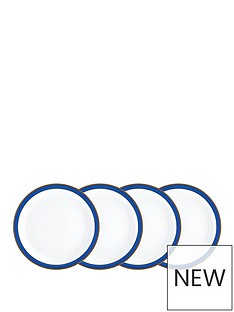denby-imperial-blue-4-piece-dinner-plate-set