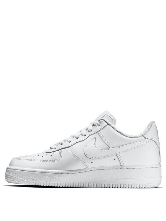 c4e2ec0f2aa Nike Air Force 1  07 - White