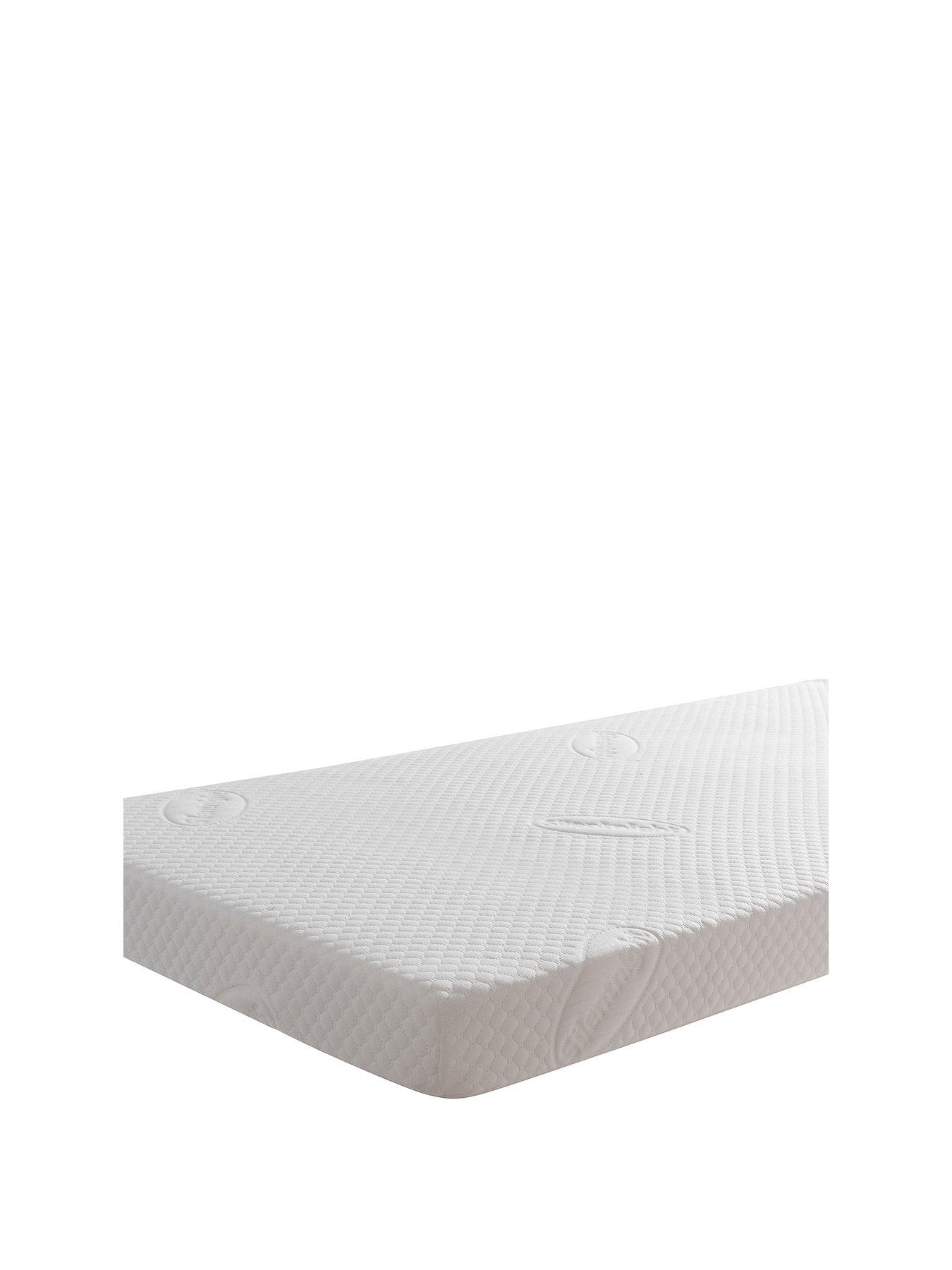 COT BED FOAM MATTRESS HIGH QUALITY COT MATTRESSES ALL SIZES AVAILABLE