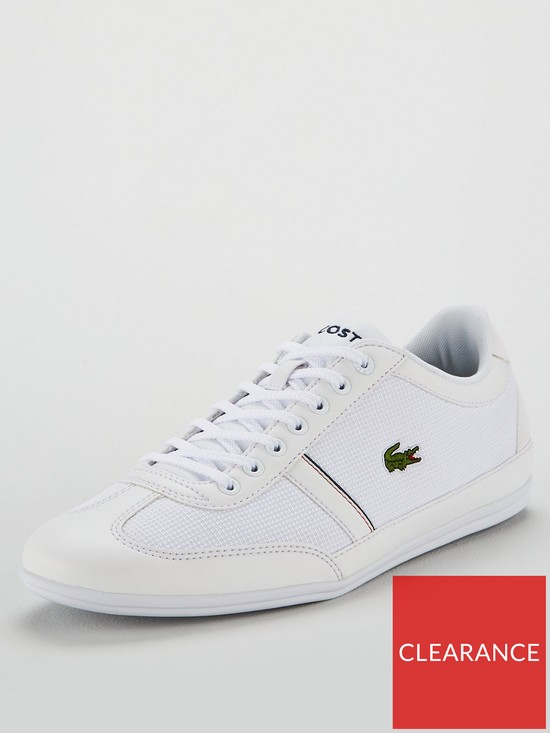 713b36636 Lacoste Misano Sport 318 1 Trainers