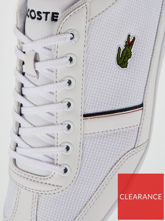 3514909dfca019 ... Lacoste Misano Sport 318 1 Trainers. View larger