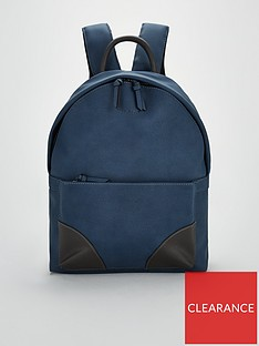 b5f107c4df Ted Baker Nubuck Pu Backpack