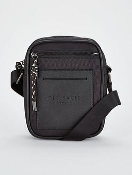 ted-baker-smart-nylon-mini-flight-bag