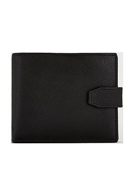 v-by-very-black-leather-textured-wallet