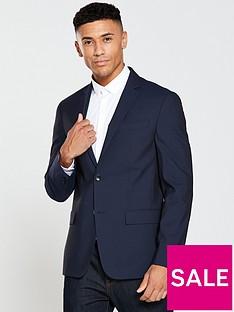 calvin-klein-calvin-klein-mini-check-design-suit-jacket