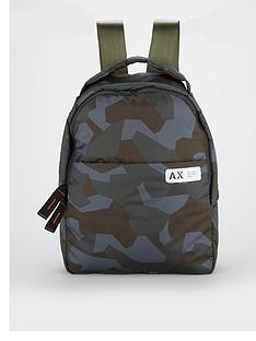 armani-exchange-camo-rucksack