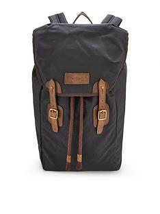 barbour-wax-lth-backpack
