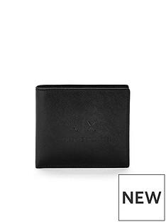 armani-exchange-bifold-wallet