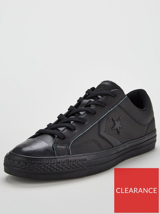 Converse Star Player Leather Ox  e7fed9a4b