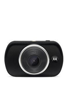 Motorola MDC50HD Dash Cam with 2 inch TFT LCD screen