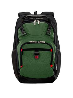 045695ba8a0c Wenger Priam 16 inch Laptop Backpack with Tablet Pocket - Green