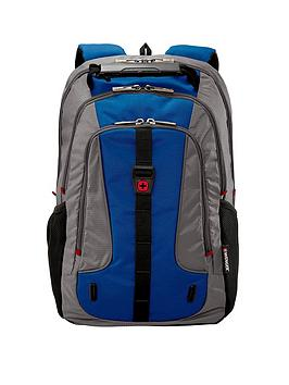 Wenger Enyo 16 Inch Laptop Backpack With Tablet Pocket - Blue