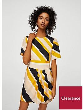mango-stripe-dress