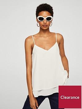 mango-double-layer-tie-back-cami-off-white
