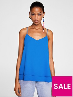 mango-double-layer-tie-back-cami