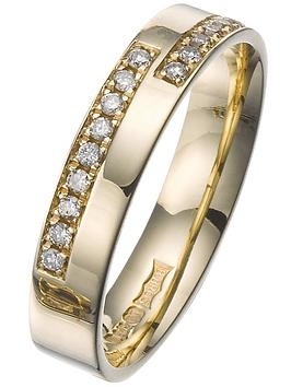 love-diamond-9ct-18-point-diamond-4mm-wedding-ring