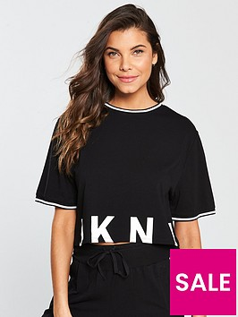 dkny-logo-short-sleeve-t-shirt-black