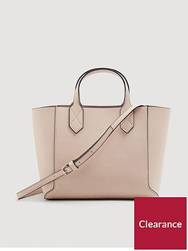 mango-mini-shopper-bag-nude