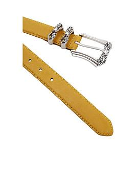 mango-belt-mustard