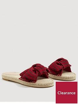 mango-bow-slider-sandal
