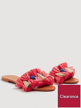 mango-straw-pom-pom-slider