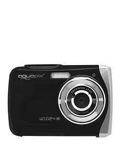 easypix-aquapix-w1024-b-splash-waterproof-camera-black